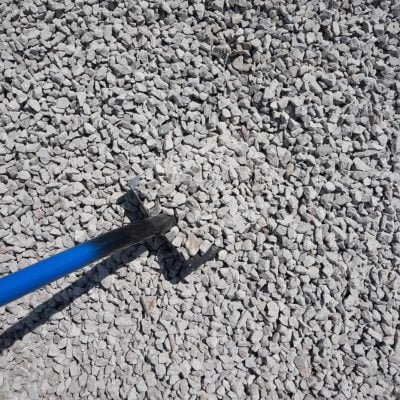 3/4 Crushed Granite by South Shore Landscape Supply