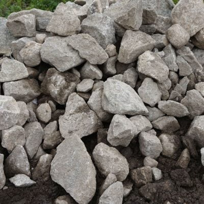 Bulk N.E. Fieldstone Split by South Shore Landscape Supply