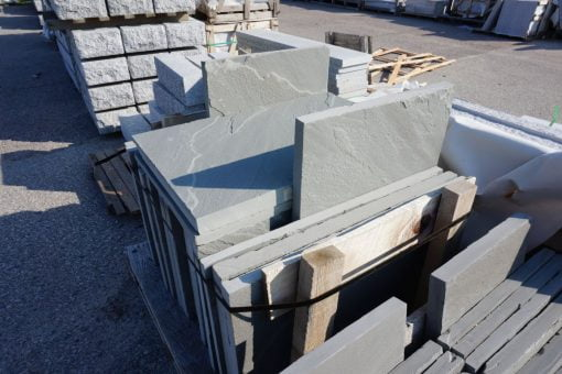 Natural Cleft Bluestone U by South Shore Landscape Supply
