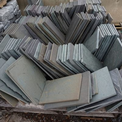 Slate-Blue / Mottled by South Shore Landscape Supply