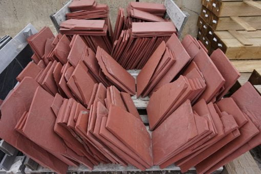 Slate-Red by South Shore Landscape Supply