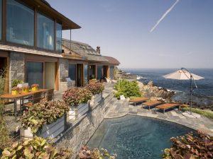 New England Oceanfront Landscape Design Inspiration