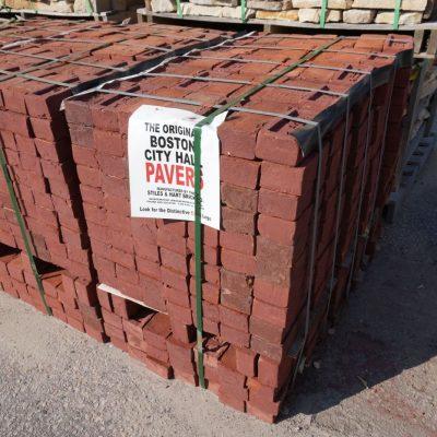 Brick, City Hall Paver