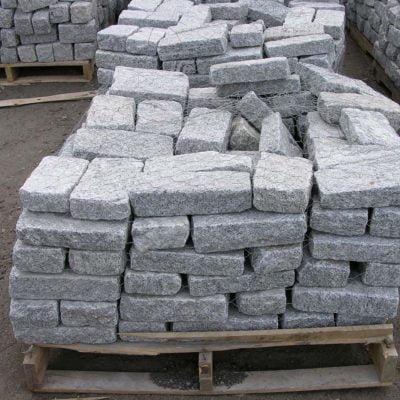 Granite Cobblestone Pavers
