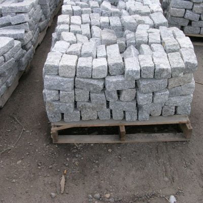 Landscape Cobblestone by South Shore Landscape Supply