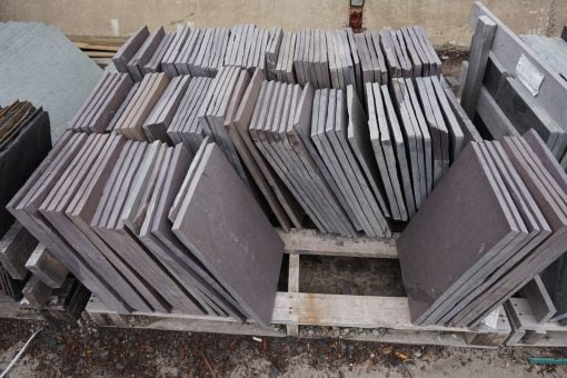 Slate-Black / Purple by South Shore Landscape Supply