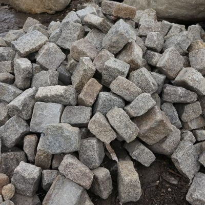Used Jumbo Cobble