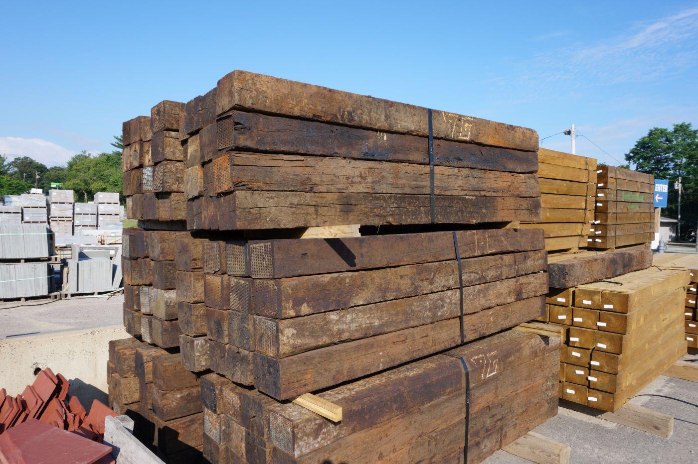 Buy Rail Road Tie 7x9x8 6 Quot South Shore Landscape Supply