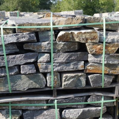American Granite Cottage Wall Stone