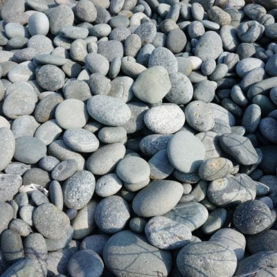 Natural Beach Pebbles 1.32 Ton