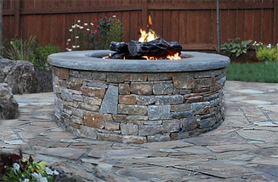 shop outdoor fireplaces and firepits for patio and landscaping