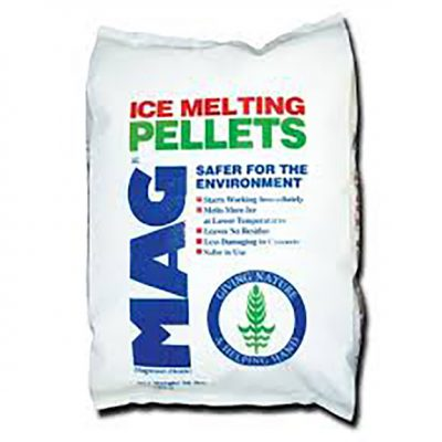 Ice Melt – Magnesium Pellets