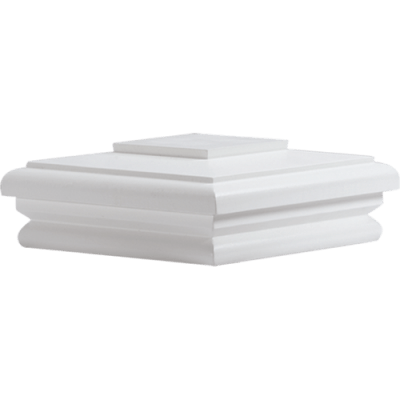 Wood Cap – White