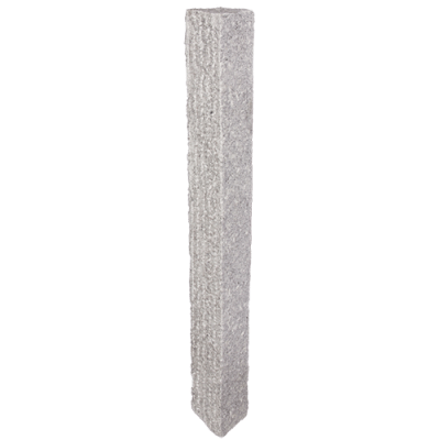 gray granite post