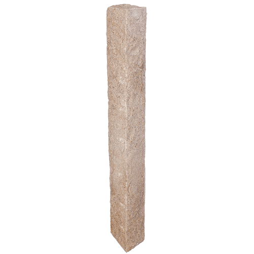 granite lantern post golden wheat