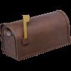copper cast aluminum mailbox