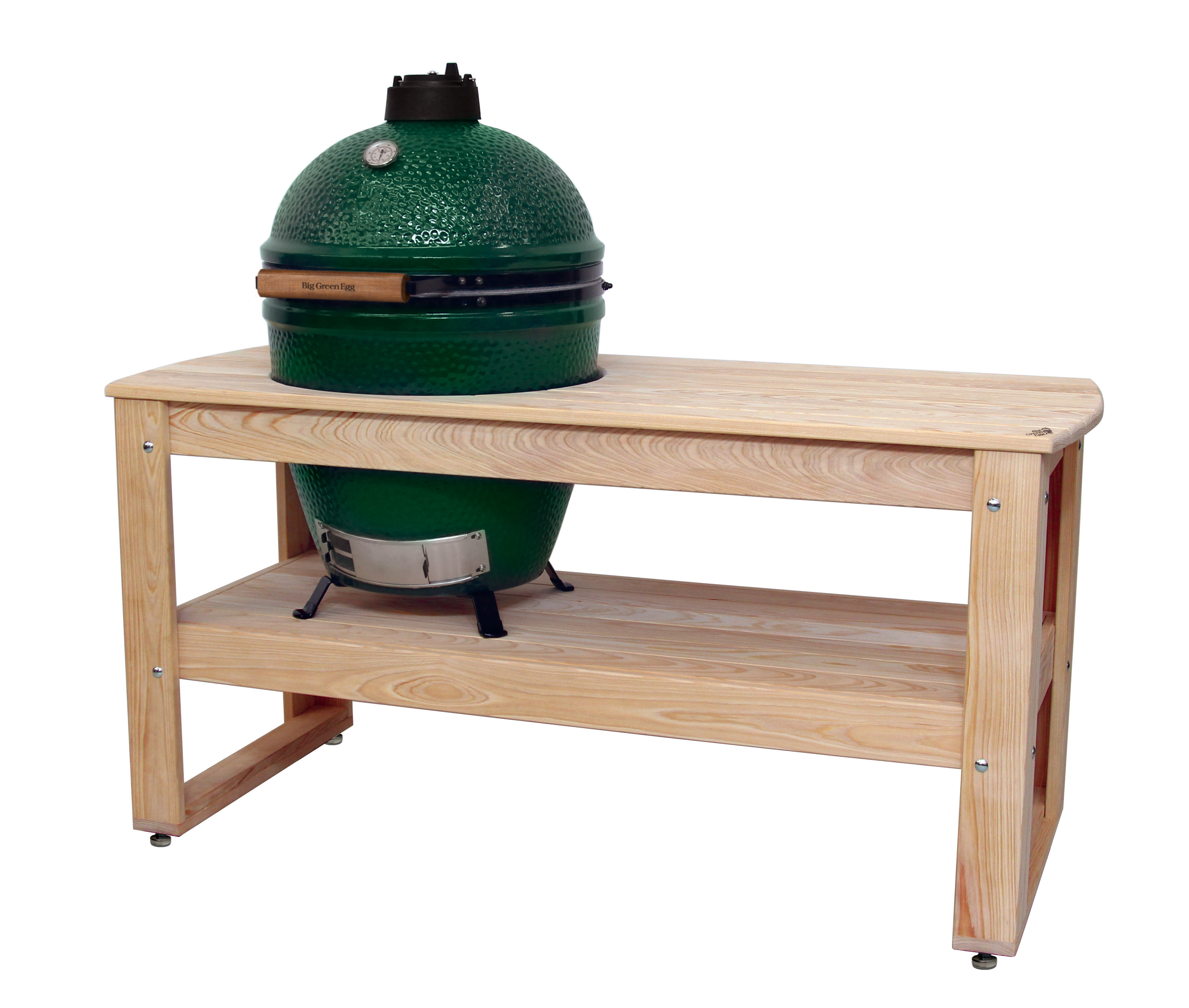 Buy Big Green Egg Large Cypress Table South Shore