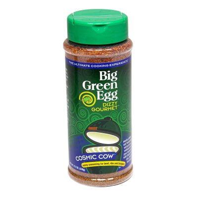 Big Green Egg – Seasoning