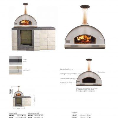 forno pizza oven